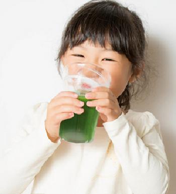子どもの栄養バランスサポートに効果的!【子ども用青汁】って知ってる?
