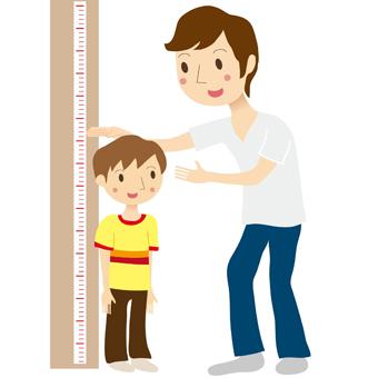 おチビなのは何が原因?!子どもの身長を伸ばす方法