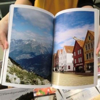 最高の画質で思い出を残せる♪「デパ帳」でオリジナルのフォトブックを作ろう
