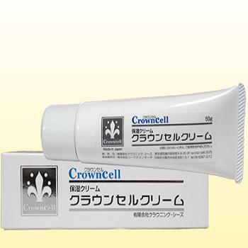 保湿しても乾燥しちゃう敏感肌に!「クラウンセルクリーム」は潤いを蒸発させずに潤い続く♪