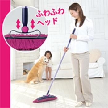 ササッと簡単お掃除で年末も大助かり♪「ネオシャルティ」でお部屋を気軽にクリーンアップ!
